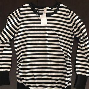 H&M maternity large sweater new